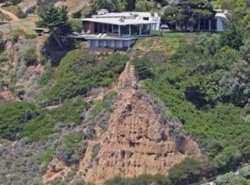 Brad Pitt's Malibu Home