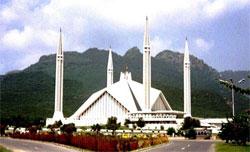 Faisal Masjid Mosque