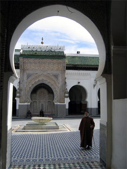 University of Al-Karaouine and Mosque.