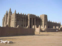 Great Mosque of Djenne.