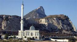 Ibrahim-al-Ibrahim Mosque in Gibraltar