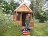Smallest house in the world.