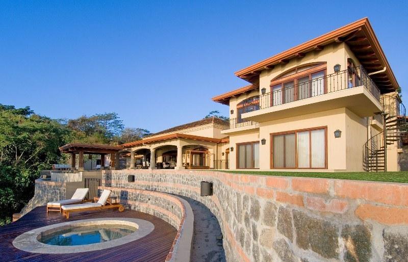 Oceanfront Luxury Estate In Costa Rica International
