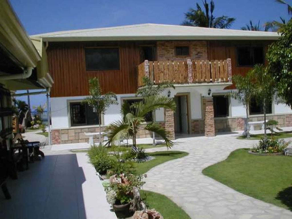 Magnificant beachfront property for sale in san juan la for Beach property philippines