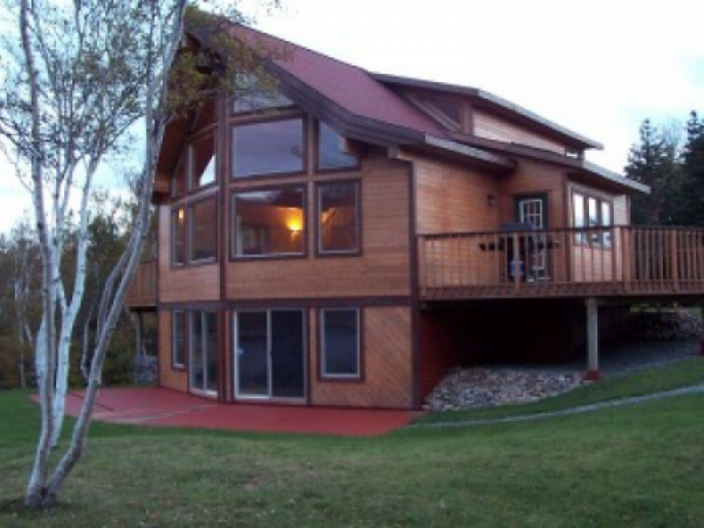 Luxury waterfront home for sale cheticamp cape breton for Houses nova scotia