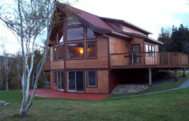 Luxury Waterfront Home For Sale - Cheticamp, Cape Breton Island, Nova Scotia -  Canada