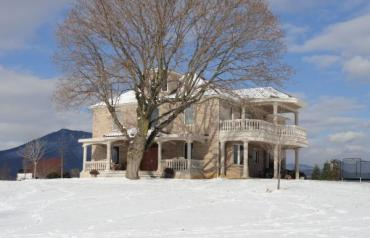 Unique Shenandoah Valley home with Panoramic views