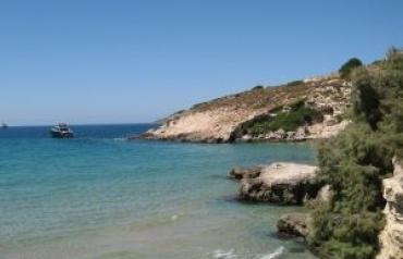 Unique Waterfront Lot for Sale in Chania Crete