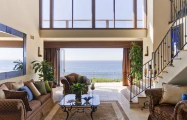 Oceanfront Tuscan Estate