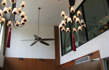 Chiang Mai Loft Style Flat for sale 16ft ceiling height