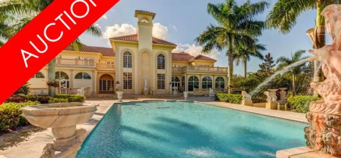 LUXURY ABSOLUTE AUCTION - FORT LAUDERDALE - FEB 4
