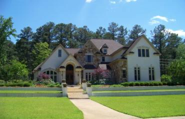 OWN THE LARGEST HOME IN THE AREA. NEWER 2-STORY WITH FULL GUESTHOUSE