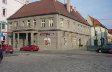 Historic house for sale in the beautiful town of Zatec, 90 km from Prague