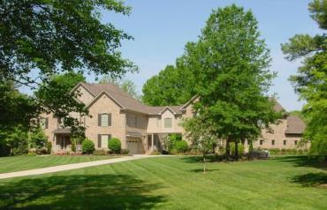 10 Acre Gated Estate near Charlotte, N.C.