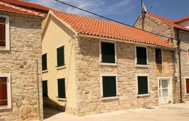 Traditional Dalmatian house