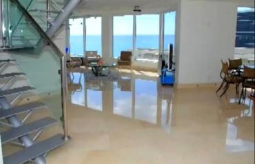 Luxury Waterfront Penthouse Home in Exclusive Highland Beach, South Florida