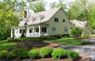 Resort Estate Home at The Homestead, Hot Springs Virginia