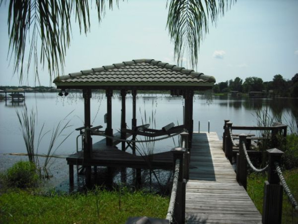 Luxurious Waterfront Amp Tropical Home On 1 Acre Near Disney