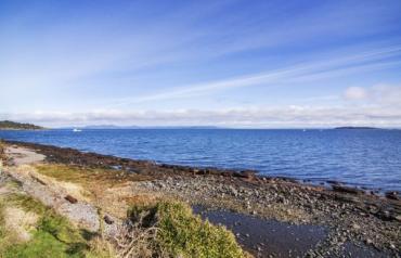 100 Ft of Beachfront - Marina Way