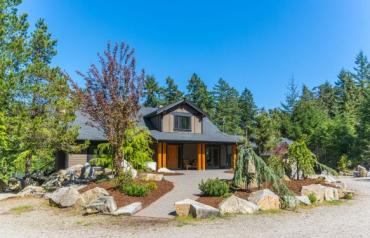 Acreage with In-Law Suite - Island Hwy