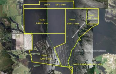 8029 Acres Black Lake Land Company