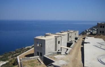 Exclusive Bodrum summer condominiums