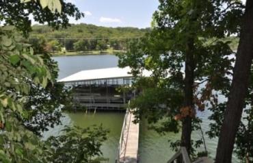 Beaver Lake Waterfront Acreage