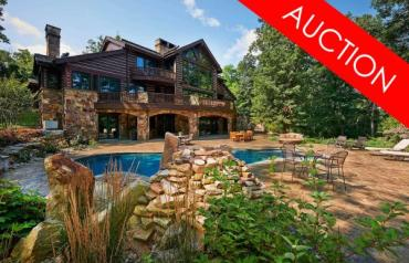 LUXURY ABSOLUTE AUCTION ~ SELLING WITH NO RESERVE ~ JULY 28TH