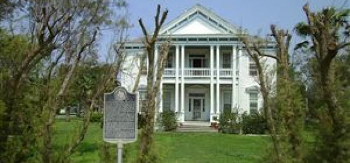 The John Howland Wood House