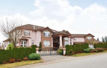 Whiterock/South Surrey,B.C. Mansion
