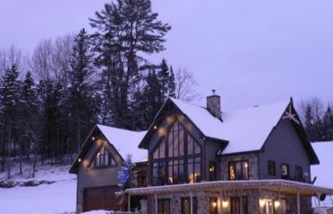 Laurentian Executive Resort Vacation Home