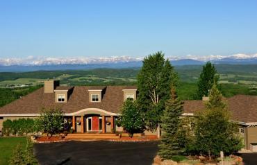 Alberta Rocky Mountain Foothills