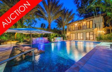 LUXURY ABSOLUTE AUCTION ~ SELLING WITH NO RESERVE ~ OCTOBER 27th