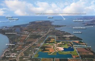 700± Acres – Lake Erie Waterfront Development Opportunity