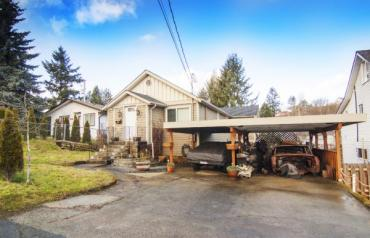 Central Nanaimo Home - Durham Street