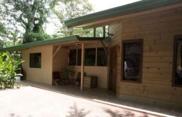 1907 Renovated 3 Bedroom Home & Cabin on River - Center of Village, Costa Rica, South Pacific, Ojochal