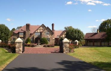 Magnificent Country Estate on Private Airport