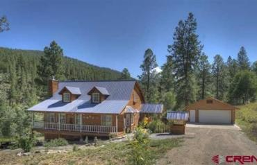 Peaceful Colorado Recreational Property on 9 Acres in a Lovely Setting
