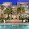Sandy Beachfront Gated Mansion La Jolla California