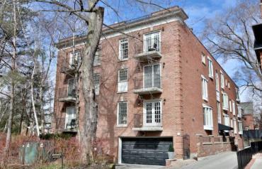 Rosedale Condo Penthouse