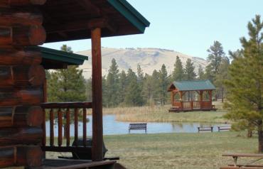 Arizona White Mountains Inn/Lodge and Cabins, 9.91 Acres