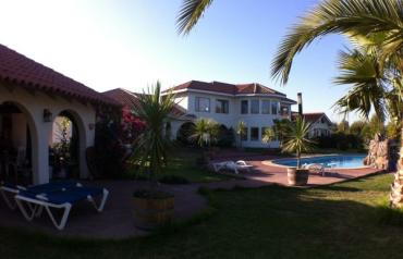 Beautiful House And Views Near Santiago. Must See
