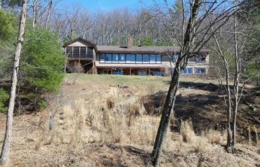Mountain Home in Virginia