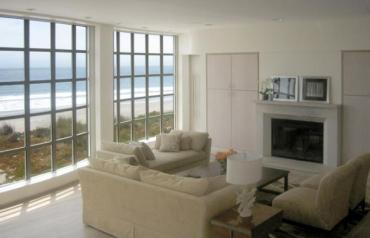 Spectacular Ocean Front Home on Stinson Beach