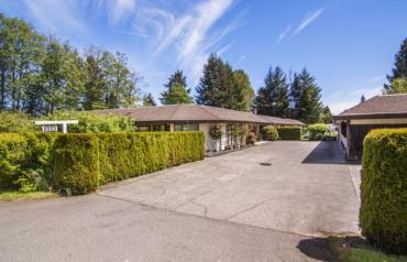 Central Parksville Patio Home - Evergreen Street