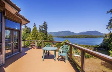 Oceanfront Equestrian Acreage - Tofino-Ucluelet Hwy