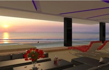 Front Beach Apartment For Sale In Panama