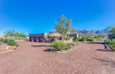 Breathtaking Horse Property Near Phoenix Arizona