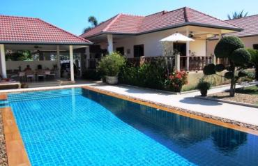 Wonderful Pool Villa in Hua Hin Soi6 at Sunset Village II