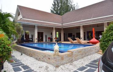Exceptional Pool Villa in Hua Hin near Black Mountain Golf Resort